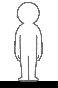 全身が筋膜で覆われているため、筋膜の全身スーツを着ているような状態になっている